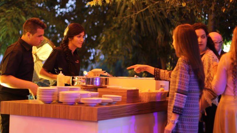 קייטרינג מרלו - חוויה אמיתי במפגש בין אנשים ואוכל