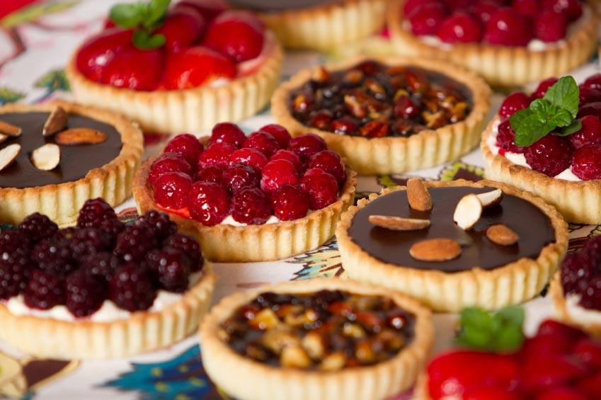 קייטרינג מרלו - עוגות טארט אישיות