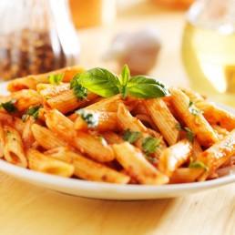 קייטרינג מרלו - פסטה ברוטב עגבניות